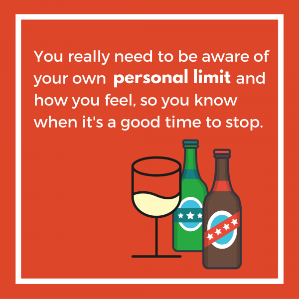 How do you know if someone has an alcohol problem