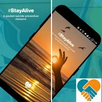 Stay Alive App cover pic